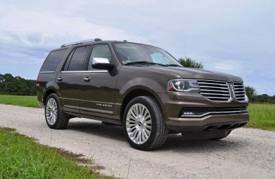HD Road Test Review - 2015 Lincoln NAVIGATOR 4x4 Reserve 70