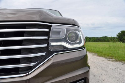 HD Road Test Review - 2015 Lincoln NAVIGATOR 4x4 Reserve 78