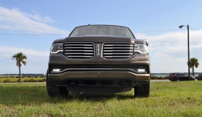 HD Road Test Review - 2015 Lincoln NAVIGATOR 4x4 Reserve 8