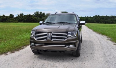 HD Road Test Review - 2015 Lincoln NAVIGATOR 4x4 Reserve 85