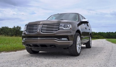 HD Road Test Review - 2015 Lincoln NAVIGATOR 4x4 Reserve 86