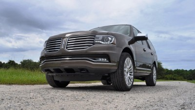 HD Road Test Review - 2015 Lincoln NAVIGATOR 4x4 Reserve 88