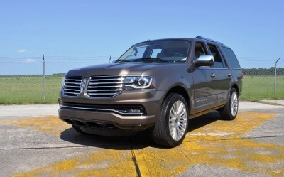 HD Road Test Review - 2015 Lincoln NAVIGATOR 4x4 Reserve 95