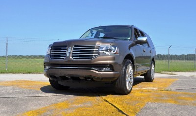 HD Road Test Review - 2015 Lincoln NAVIGATOR 4x4 Reserve 97