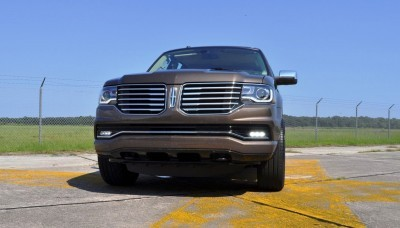 HD Road Test Review - 2015 Lincoln NAVIGATOR 4x4 Reserve 98