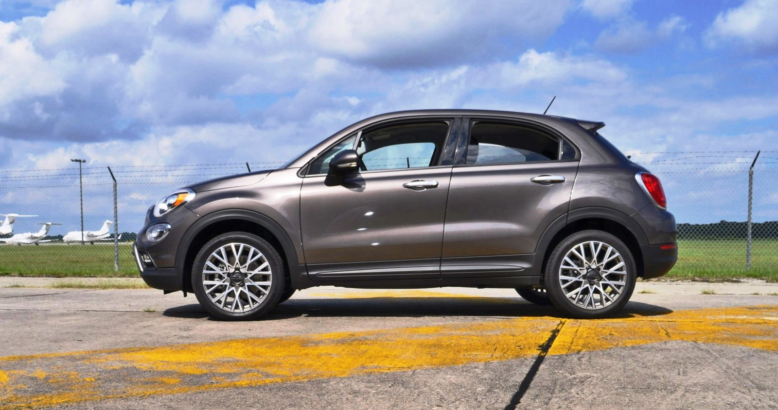 2016 Fiat 500x Trekking Review
