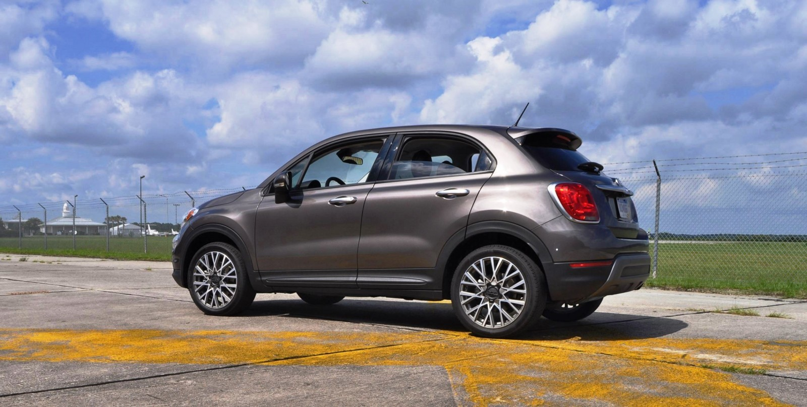 2016 fiat 500x trekking review. Black Bedroom Furniture Sets. Home Design Ideas