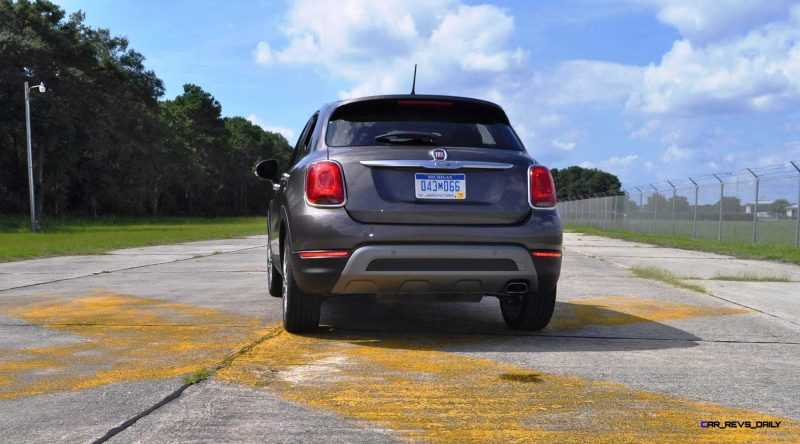 HD Road Test Review - 2016 FIAT 500X Trekking 50