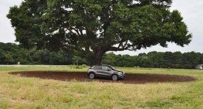 HD Road Test Review - 2016 FIAT 500X Trekking 68