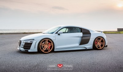 Hamana Audi R8 V10 - Vossen Forged VPS-302 Wheels -_19737011694_o