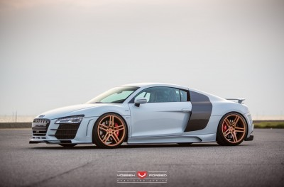 Hamana Audi R8 V10 - Vossen Forged VPS-302 Wheels -_20171678928_o