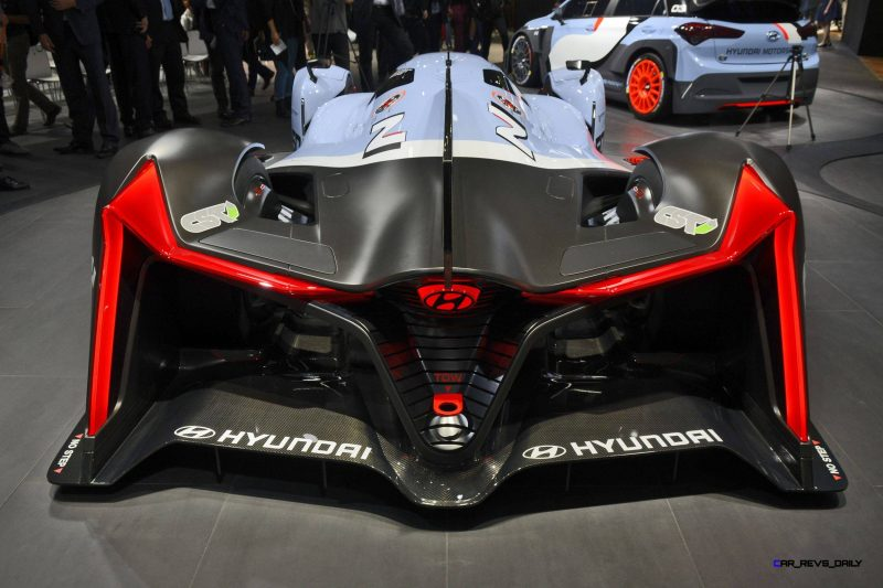 Hyundai N 2025 Vision Gran Turismo Frankfurt Debut Photos 10