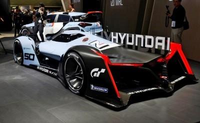 Hyundai N 2025 Vision Gran Turismo Frankfurt Debut Photos 12