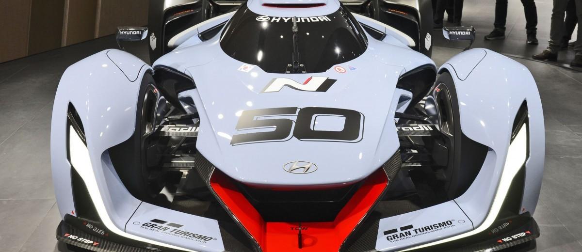 Hyundai N 2025 Vision Gran Turismo Frankfurt Debut Photos 14