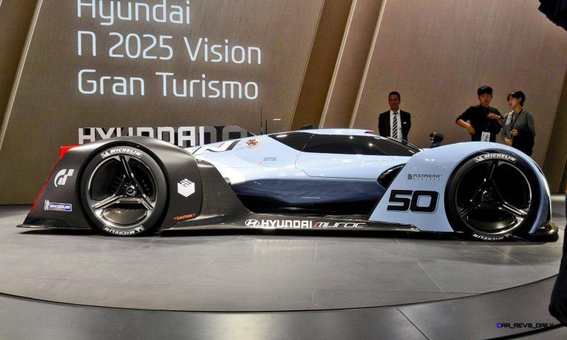 Hyundai N 2025 Vision Gran Turismo Frankfurt Debut Photos 16