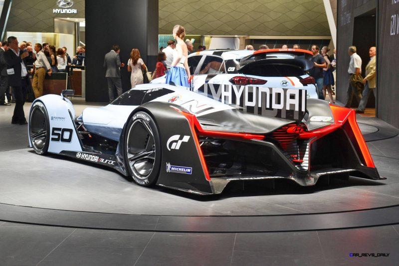 Hyundai N 2025 Vision Gran Turismo Frankfurt Debut Photos 18