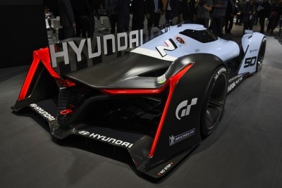 Hyundai N 2025 Vision Gran Turismo Frankfurt Debut Photos 6