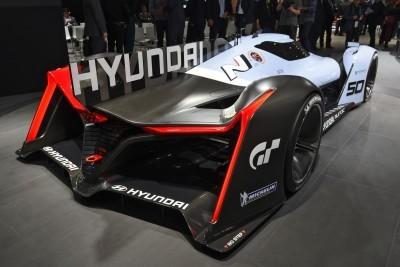 Hyundai N 2025 Vision Gran Turismo Frankfurt Debut Photos 7