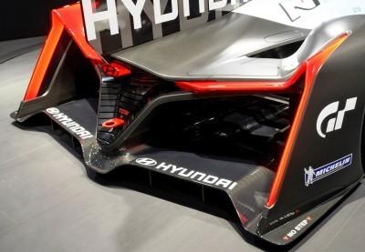 Hyundai N 2025 Vision Gran Turismo Frankfurt Debut Photos 8