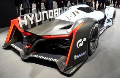 Hyundai N 2025 Vision Gran Turismo Frankfurt Debut Photos 9