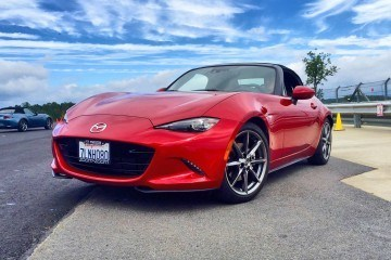 2016 Mazda MX-5 Track Drive Dates! Fun, Free ...and in Your City?
