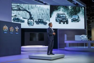 Jaguar Land Rover 2015 Frankfurt IAA Mega Gallery 101