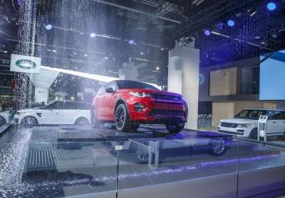 Jaguar Land Rover 2015 Frankfurt IAA Mega Gallery 103