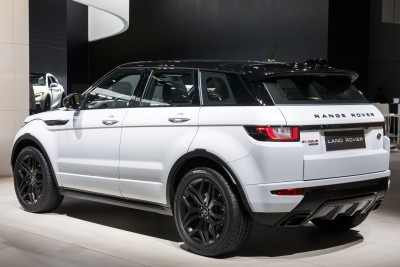 Jaguar Land Rover 2015 Frankfurt IAA Mega Gallery 107