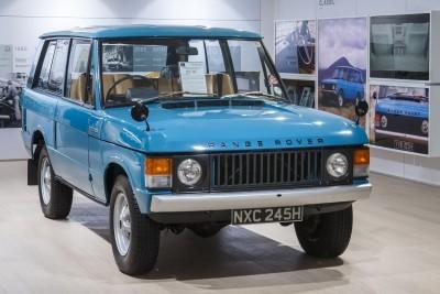 Jaguar Land Rover 2015 Frankfurt IAA Mega Gallery 110