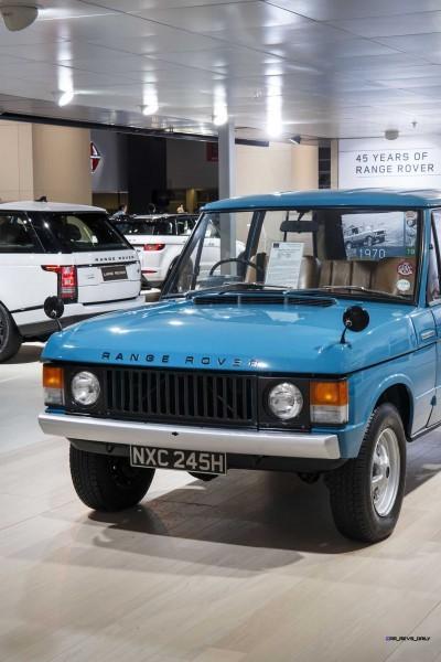 Jaguar Land Rover 2015 Frankfurt IAA Mega Gallery 111
