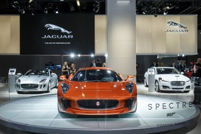 Jaguar Land Rover 2015 Frankfurt IAA Mega Gallery 17