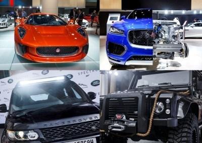 Jaguar Land Rover 2015 Frankfurt IAA Mega Gallery 23-tile