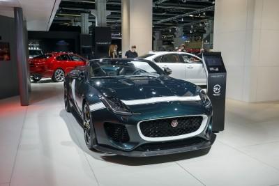 Jaguar Land Rover 2015 Frankfurt IAA Mega Gallery 26