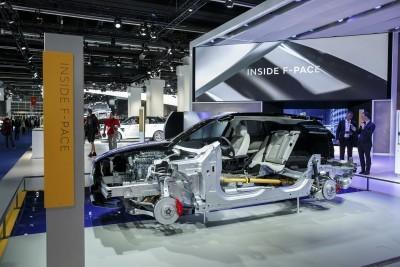 Jaguar Land Rover 2015 Frankfurt IAA Mega Gallery 27