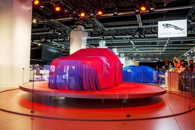 Jaguar Land Rover 2015 Frankfurt IAA Mega Gallery 38
