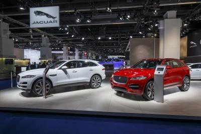 Jaguar Land Rover 2015 Frankfurt IAA Mega Gallery 39