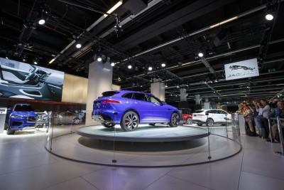 Jaguar Land Rover 2015 Frankfurt IAA Mega Gallery 41