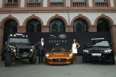 Jaguar Land Rover 2015 Frankfurt IAA Mega Gallery 48