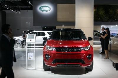 Jaguar Land Rover 2015 Frankfurt IAA Mega Gallery 70