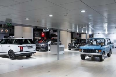 Jaguar Land Rover 2015 Frankfurt IAA Mega Gallery 72
