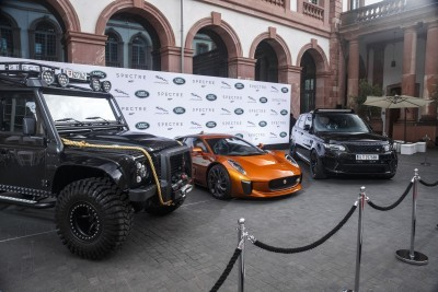 Jaguar Land Rover 2015 Frankfurt IAA Mega Gallery 75