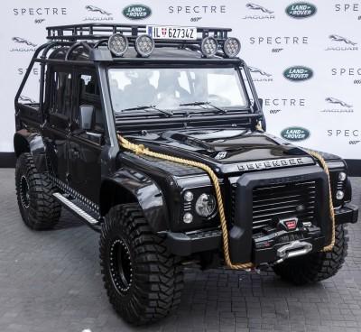 Jaguar Land Rover 2015 Frankfurt IAA Mega Gallery 79