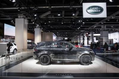 Jaguar Land Rover 2015 Frankfurt IAA Mega Gallery 87