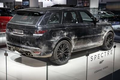 Jaguar Land Rover 2015 Frankfurt IAA Mega Gallery 88