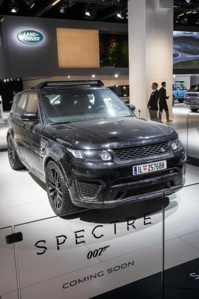 Jaguar Land Rover 2015 Frankfurt IAA Mega Gallery 89