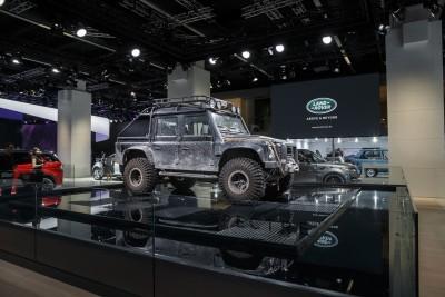 Jaguar Land Rover 2015 Frankfurt IAA Mega Gallery 91