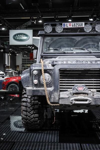 Jaguar Land Rover 2015 Frankfurt IAA Mega Gallery 92