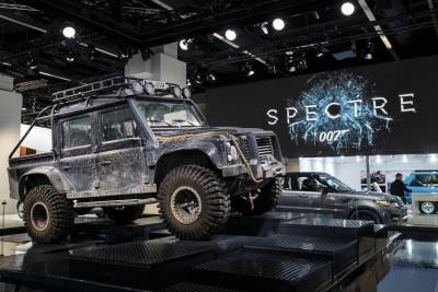 Jaguar Land Rover 2015 Frankfurt IAA Mega Gallery 94