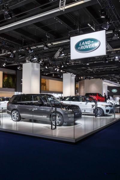 Jaguar Land Rover 2015 Frankfurt IAA Mega Gallery 97