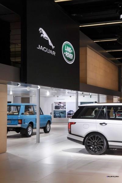 Jaguar Land Rover 2015 Frankfurt IAA Mega Gallery 98